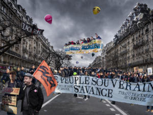 Paris-manifs 2019-2020