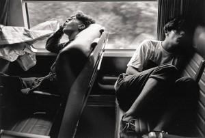 15 dans le train pour Londres, 1989