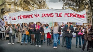 8 le féminisme n'a jamais tué personne(2011)