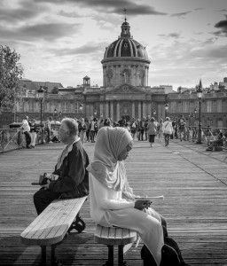 15 Pont des arts II (2017)