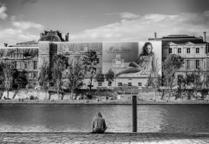 16 au bord de la Seine I (2017)