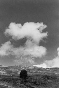 9. Un moment pour lire Kant, Hautes-Alpes,1986