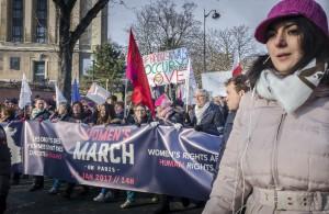 5.Women's march