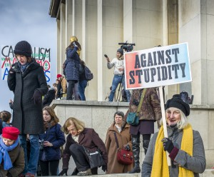 4.against stupidity